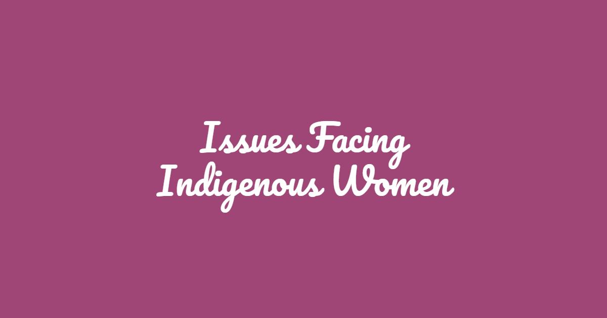 Indigenous Women (1)