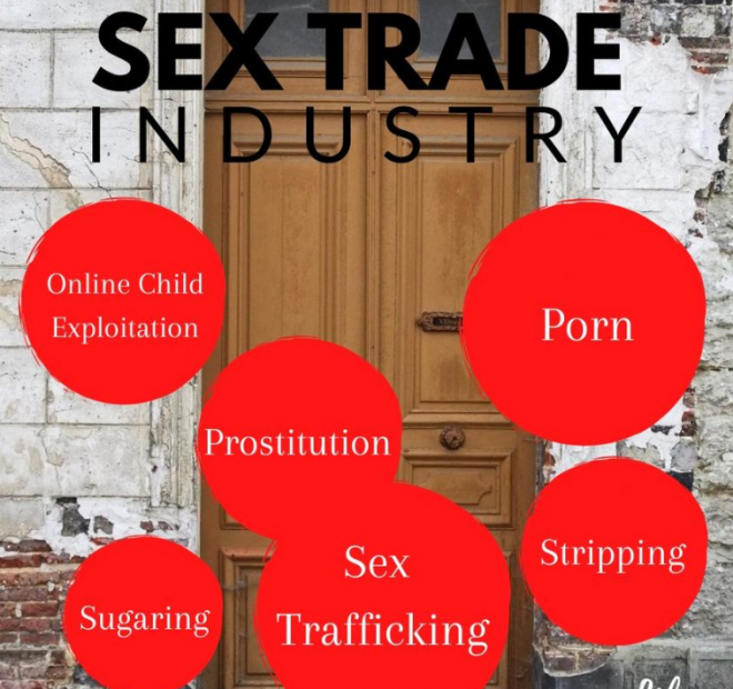 Sex trade graphic
