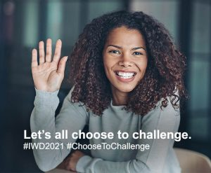 IWD Choose to Challenge